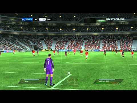 Manchester United – FC Barcelona (UEFA Champions League 2010-2011 Final)