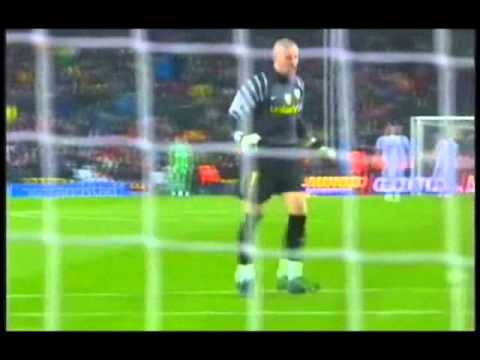 Barcelona Vs Real Madrid 5-0 29/11/2010