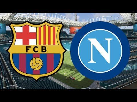Barcelona vs Napoli, Pre-Season Friendly 2019, United States – MATCH PREVIEW