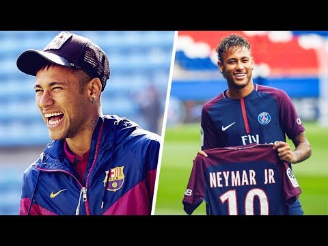 What Neymar said about FC Barcelona when he joined PSG | Oh My Goal