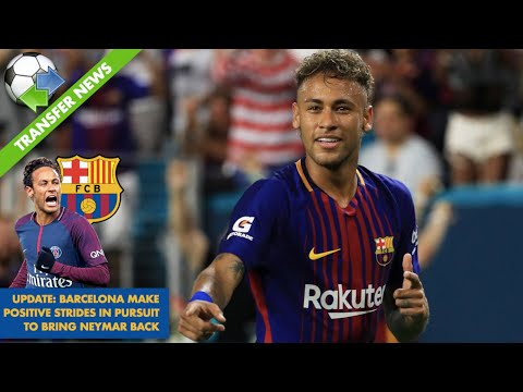 NEYMAR to BARCA Done? | #GBTransferNews | Football Transfer News Update