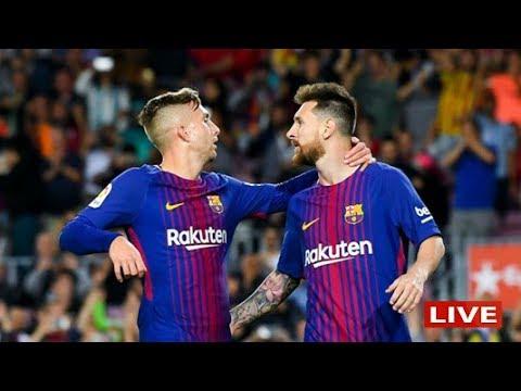 ملخص و أهداف مباراة برشلونة و جيرونا بجودة عالية | FC Barcelona Vs. Girona FC in 4K