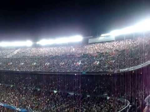 Super Bayern fan chant, Nou Camp vs Barcelona 0-3 Bayern Munchen (Munich) Champion's League 2013
