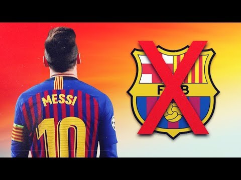 The secret clause which allows Messi to leave FC Barcelona… for free! | Oh My Goal