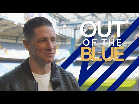 Fernando Torres on THAT Goal v Barcelona + What's Lampard's Middle Name? 👀 | Out of the Blue: Ep. 4