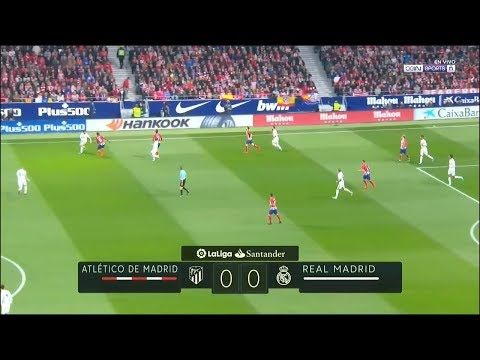 La Liga 2017 11 18 Atletico Madrid vs Real Madrid – HD 60fps  – Full Match – Spanish Commentary
