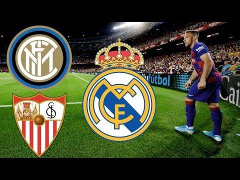 Barcelona October Preview | ft Real Madrid, Inter Milan & Sevilla