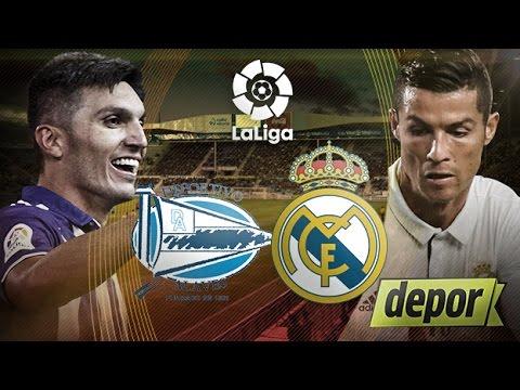 REAL MADRID VS Deportivo Alavés LIVE STREAM HD FREE LA IGA