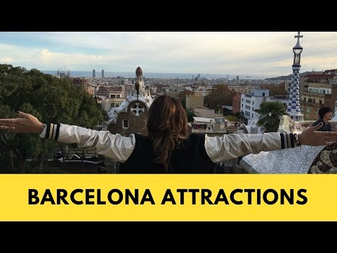 BARCELONA ATTRACTIONS: PRICES AND WHERE TO BUY THE TICKETS
