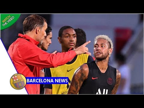 What Lionel Messi told Barcelona target Neymar in private phone call- Barcelona news now