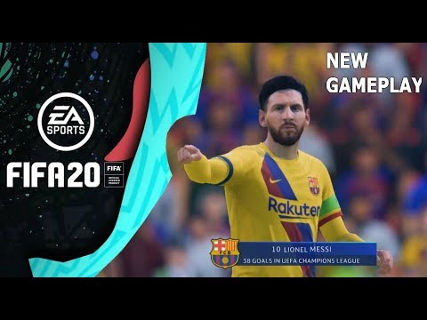 FIFA 20 GAMEPLAY – BARCELONA vs  ATLETICO DE MADRID – PS4, XBOX ONE, PC, PS3, XBOX 360