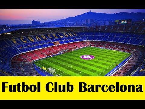 Le Le Le Le Futbol Club Barcelona – Barcelona chant