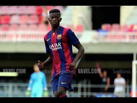 Edgar Ié 2014/2015 ● Barcelona B