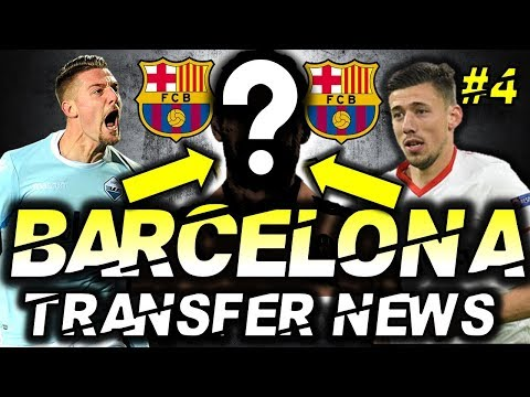 ⚽ LATEST BARCELONA CONFIRMED TRANSFER NEWS & RUMOURS Summer 2018: #4: