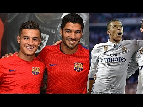 COUTINHO To FC BARCELONA! & Confirmed Transfers Summer 2017 & Rumours 2017!!?ft Neymar ..