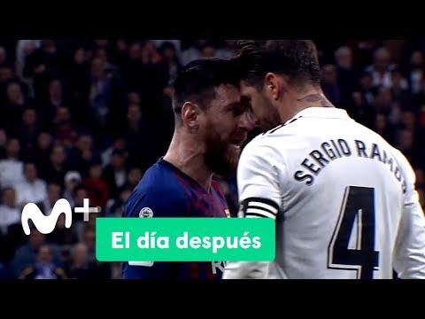 El Día Después (04/03/2019): Real Madrid vs FC Barcelona: algo más que fútbol