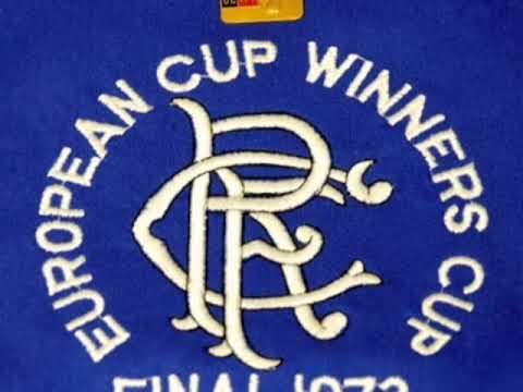 Barcelona 1972 Rangers song