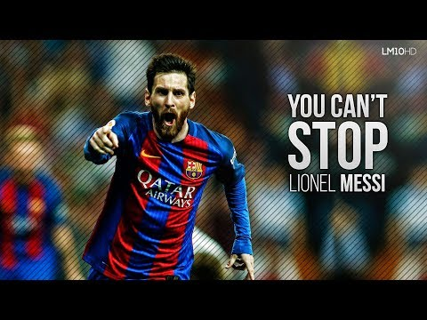 Lionel Messi 2017 ● The Unstoppable Man – Dribbling Skills & Goals HD