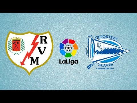 Rayo Vallecano vs Deportivo Alaves Full Match – La Liga 2018/19 – Gameplay