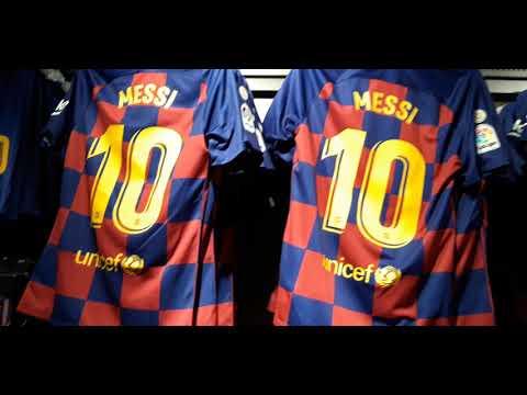 Hidup di Barcelona, FC Barcelona Official Mega Store