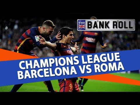 Barcelona vs Roma | Champions League Football Predictions | 04/04/18