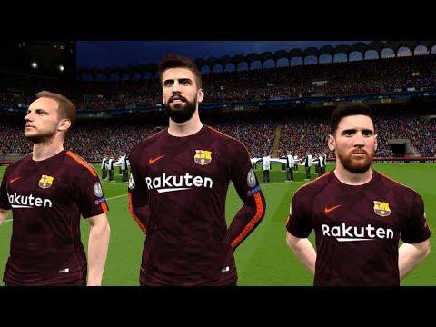 Deportivo La Coruna vs Barcelona 29 April 2018 Gameplay