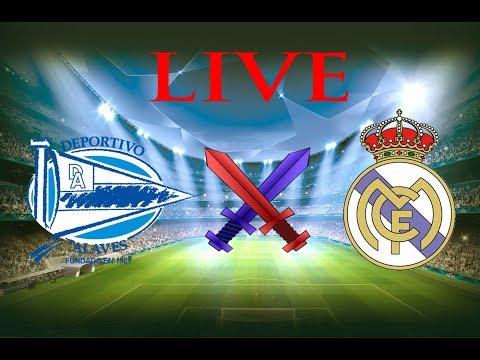 Alavés vs Real Madrid Full Match Live Stream    Alaves vs Real Madrid 2017 Full Match    Live Sports
