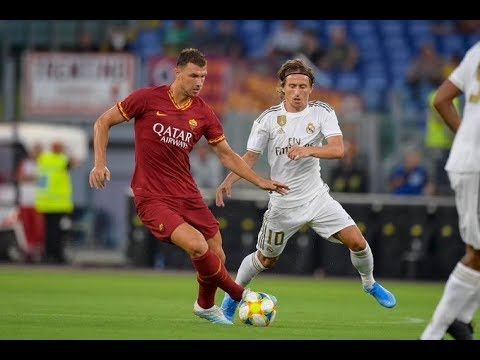 Real madrid vs Roma 2-2 All Goals & highlights