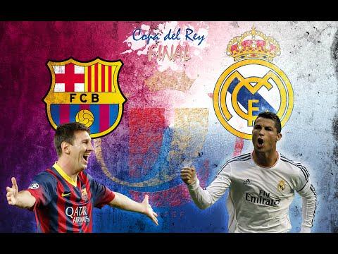 FIFA17: FC Barcelona vs Real Madrid | El Clasico | LaLiga Santander | Full Match Gameplay [HD 1080p]
