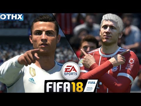 FIFA 18   Signature Celebrations ft. Ronaldo, Lewandowski, Dybala [1080p 60fps]   @Onnethox