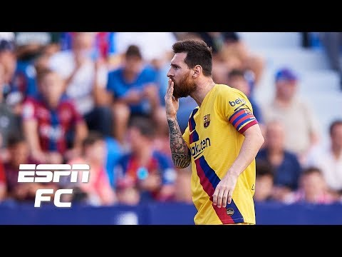 Should Lionel Messi leave Barcelona to take on a new challenge in the Premier League? | Extra Time