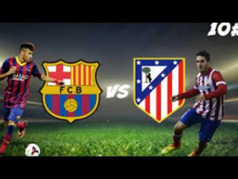 Barcelona vs Atletico Madrid Live Stream – TOTAL SPORTEK