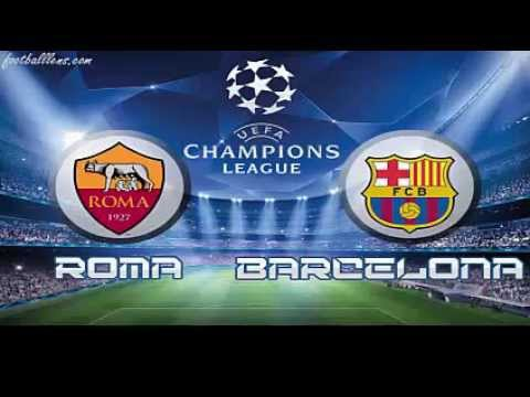 barcelona vs roma Live 24.11.2015 champions league
