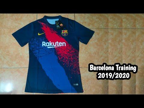 Jersey Barcelona Training Terbaru 2019/2020 #jerseybarcelonanew #jerseybarcelonatrainingnew2019/20