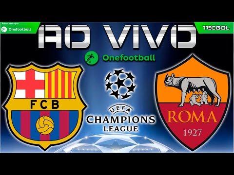 Barcelona 4×1 Roma   Quartas de Final da Liga dos Campeões 2018   Jogo de Ida   04/04/2018