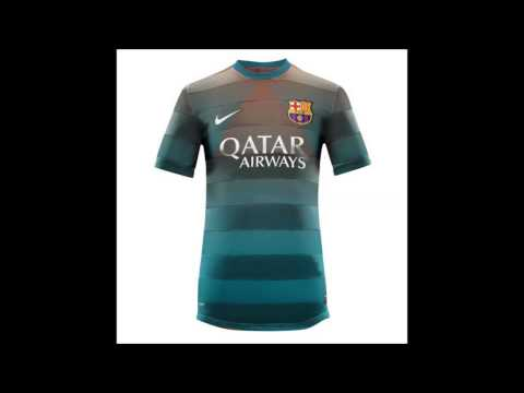 The proposed T shirts to be a T shirt for FC Barcelona next season