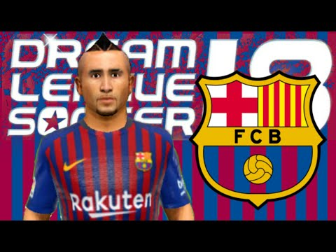 FC BARCELONA 2018/2019 All Players 100 Dream League Soccer 2018 – NEW UPDATE