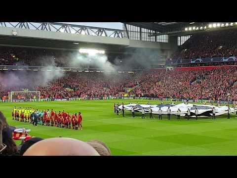 You'll Never Walk Alone – Liverpool v Barcelona Champions League Semi Final Second Leg