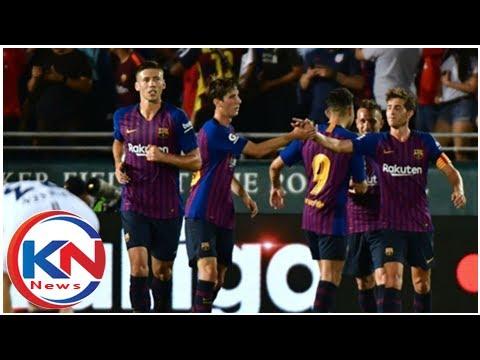 Barcelona vs Roma: TV channel, live stream, squad news & preview | Goal.com