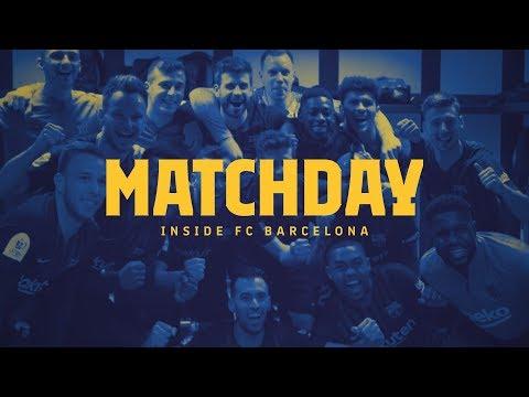 MATCHDAY | Inside FC Barcelona 2019/20 (3min TRAILER)