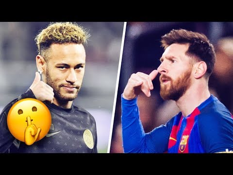 The texts Messi sent Neymar to make him come back to Barça | Oh My Goal