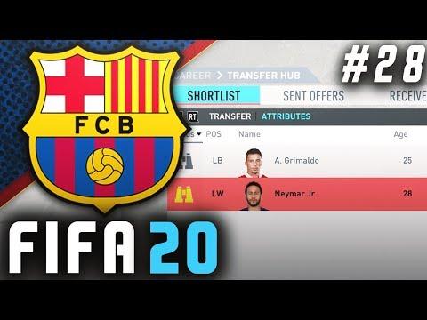 TRANSFER WINDOW IS HERE!! – FIFA 20 Barcelona Career Mode EP28
