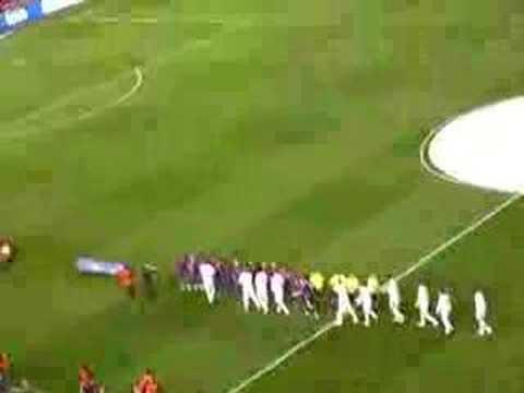Himne del Barca @ FC Barcelona – Real Madrid 10/03/2007