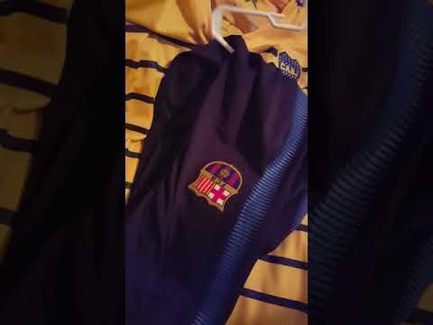 Minejeraery.co fc barcelona blue away jacket