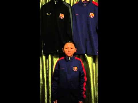 FC Barcelona N98 Jacket