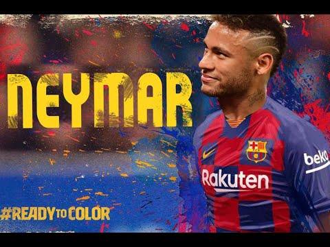 Neymar jr BIENVENIDO al FC Barcelona 2019 4k   MEJORES JUGADAS