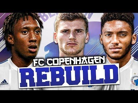 REBUILDING FC COPENHAGEN!!! FIFA 18 Career Mode