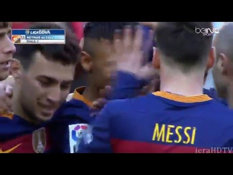 FC Barcelona vs Getafe – All Goals 12-03-2016 (HD)