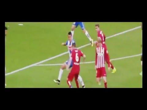 Espanyol vs Atletico Madrid 1-3 ( all goals )