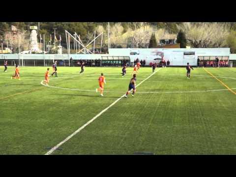 USA Soccer Star vs F C Barcelona  Cat D 16Final